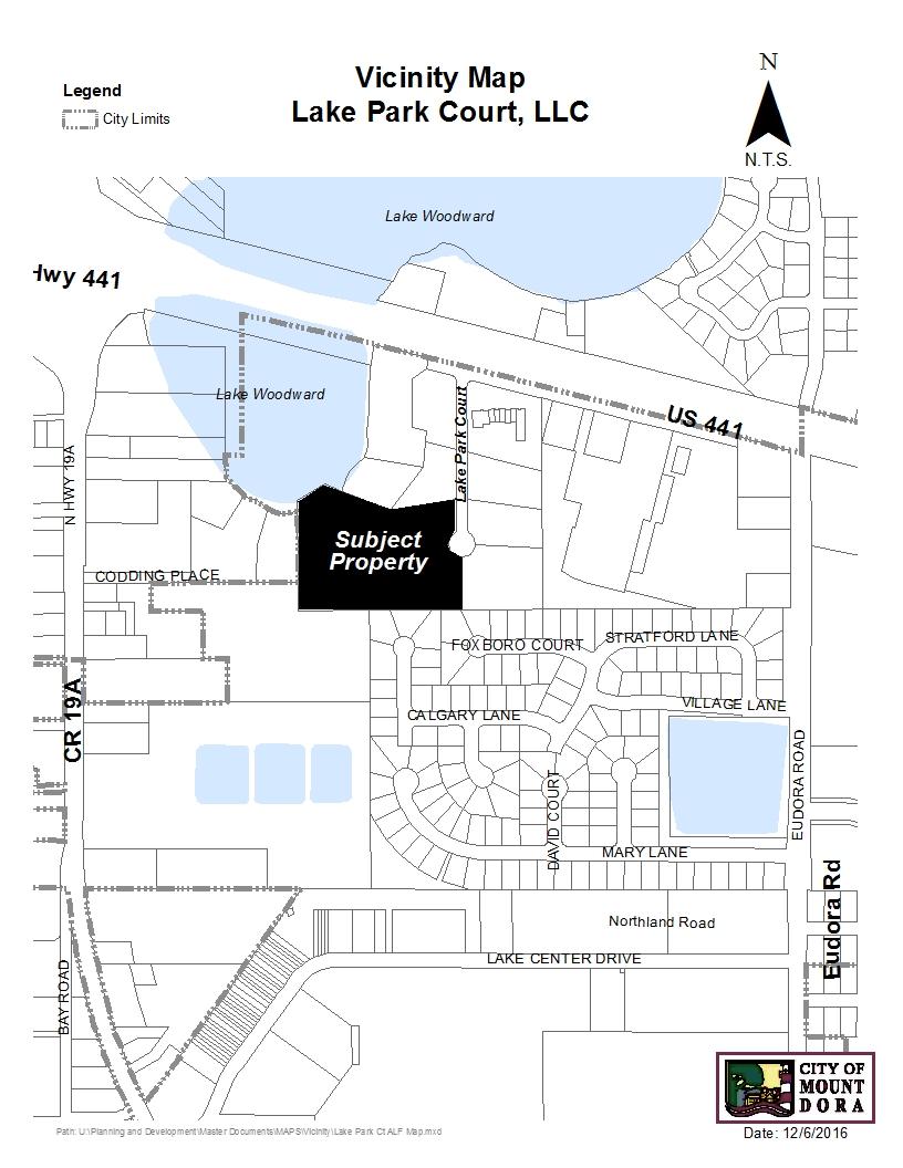 New Development Status Mount Dora FL Official Website - Florida map mount dora