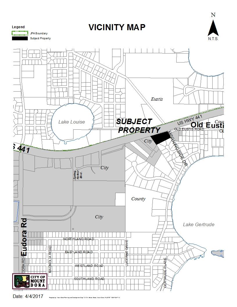 New Development Status Mount Dora FL Official Website - Florida map eustis