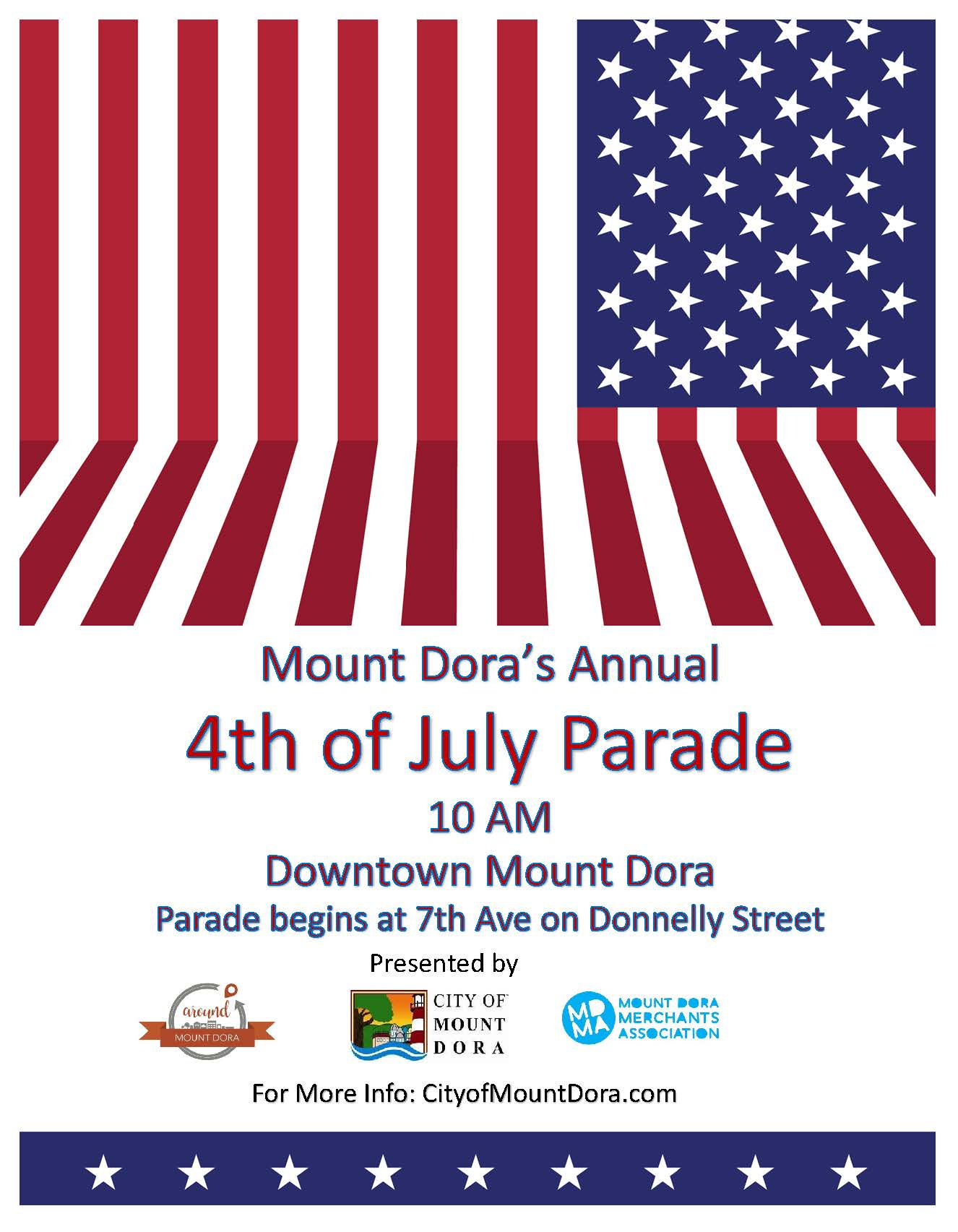 4th of July Parade poster (002)