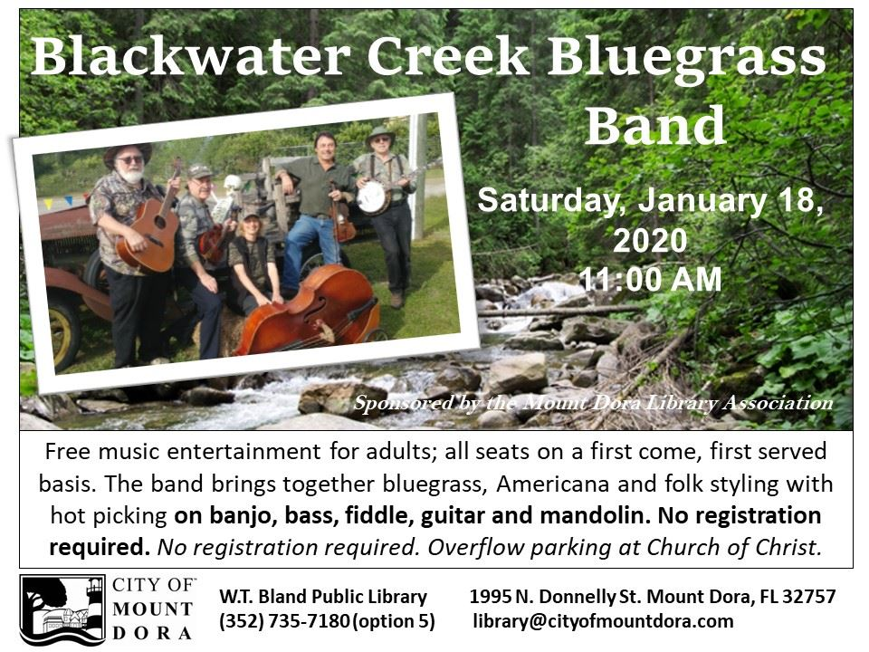 Blackwater Creek Bluegrass Band