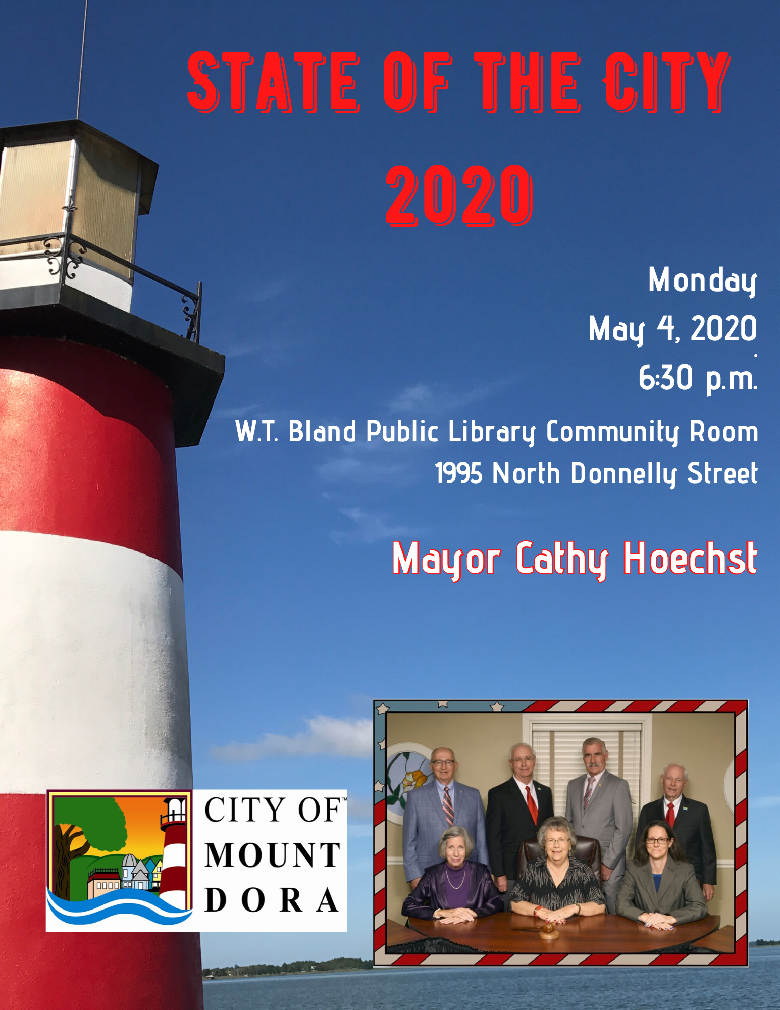 State of the City 2020flyer