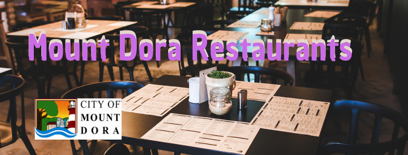 Mount Dora Restaurants