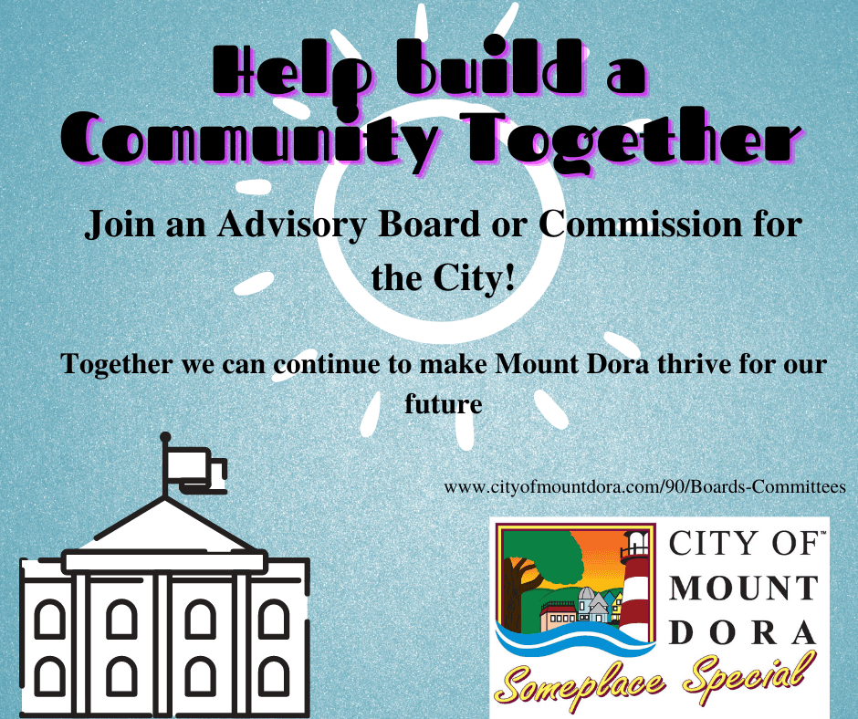 Help build a Community Together