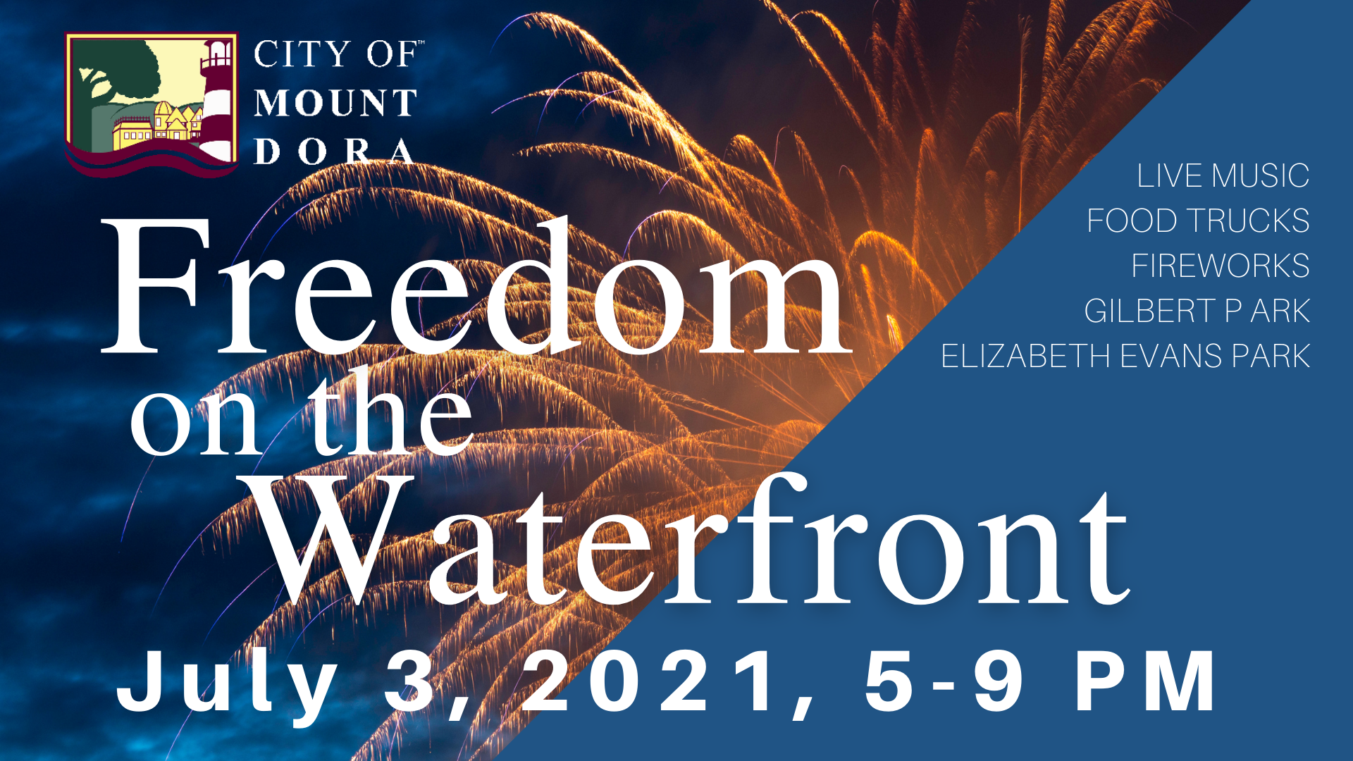 Freedom on the Waterfront 2021