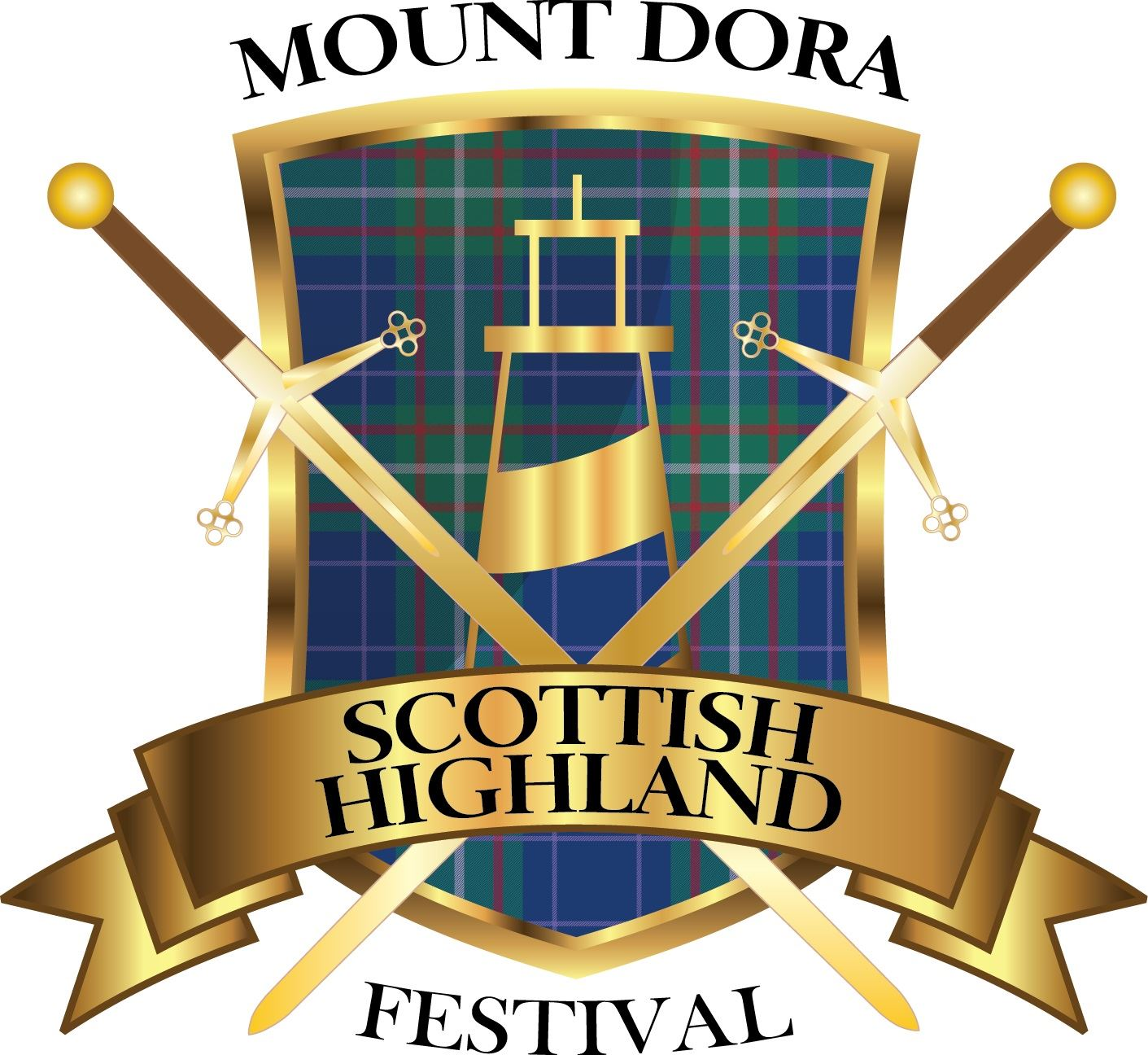 Scottish Highland Festival Color Logo