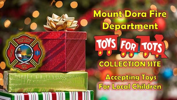 MDFD Toys For Tots