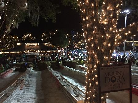 Christmas In The Park.Children S Christmas In The Park Mount Dora Fl Official