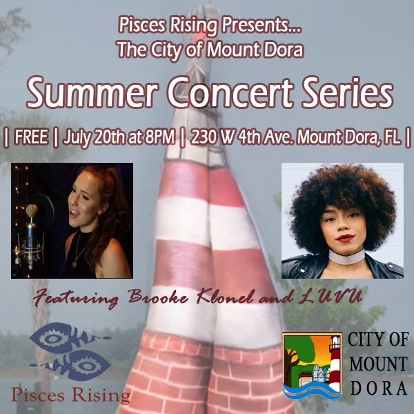 7-20 Summer Concert Series Ad
