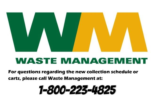 waste management number