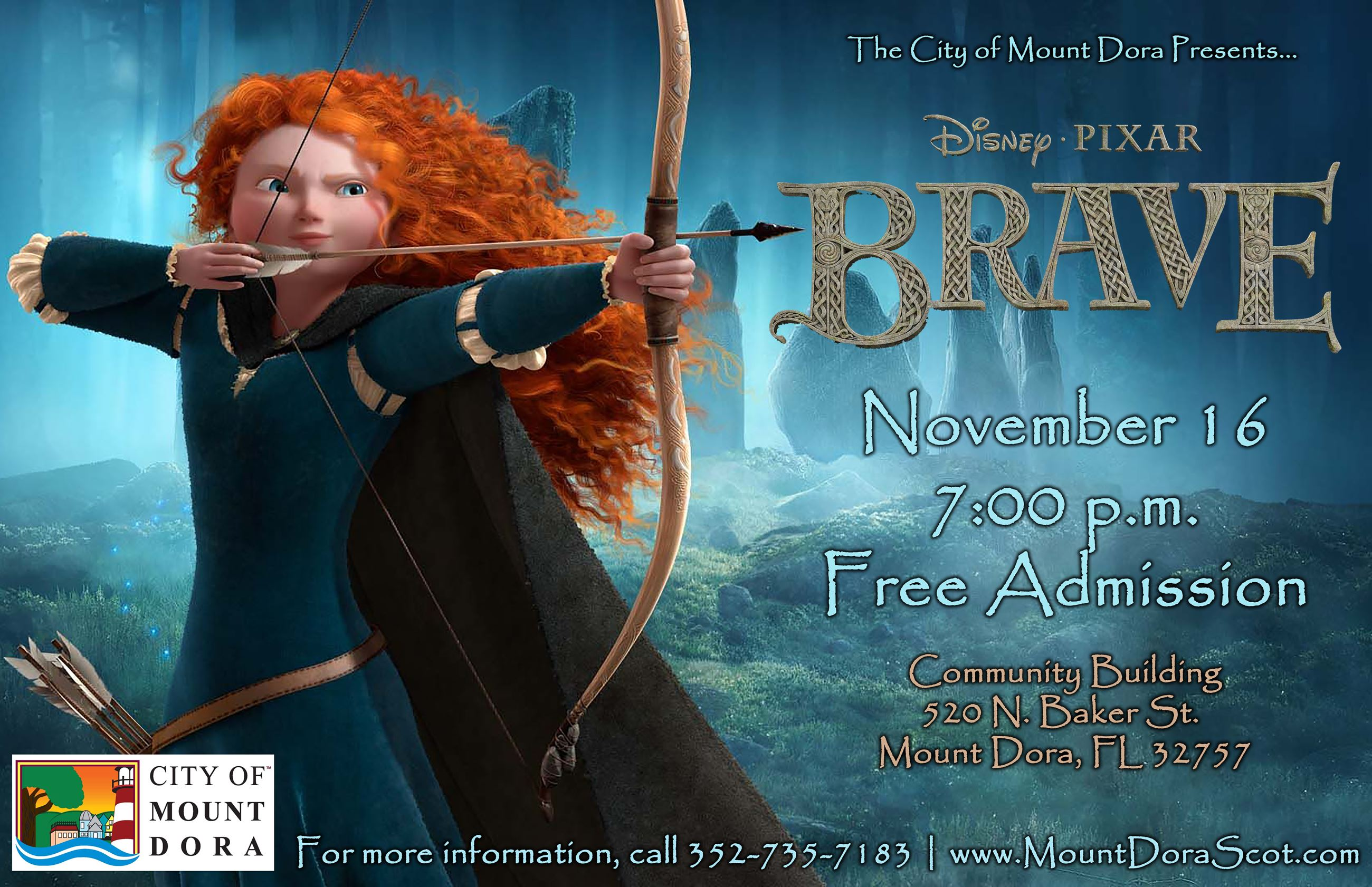 Disneys Brave Flyer