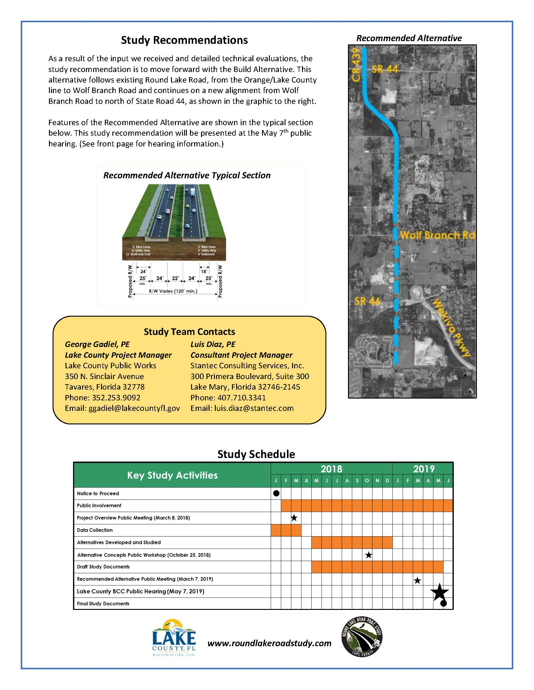 Round Lake Road -  Newsletter No. 4_Page_2