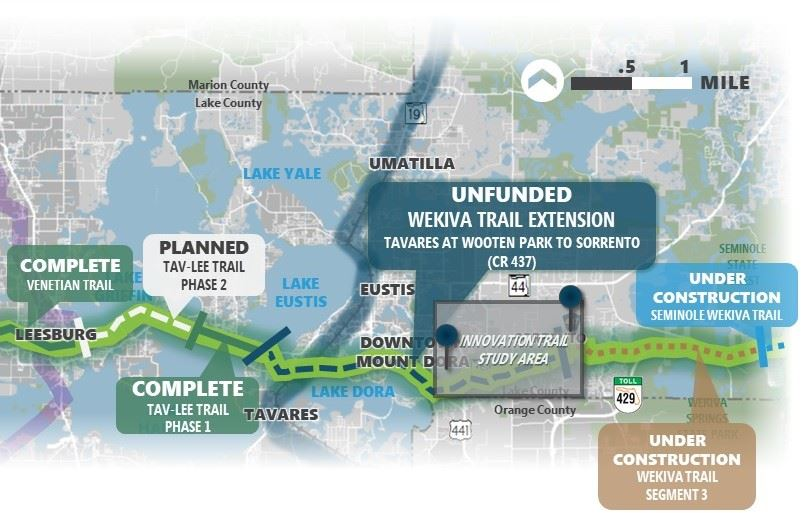 Wekiva Trail Extension