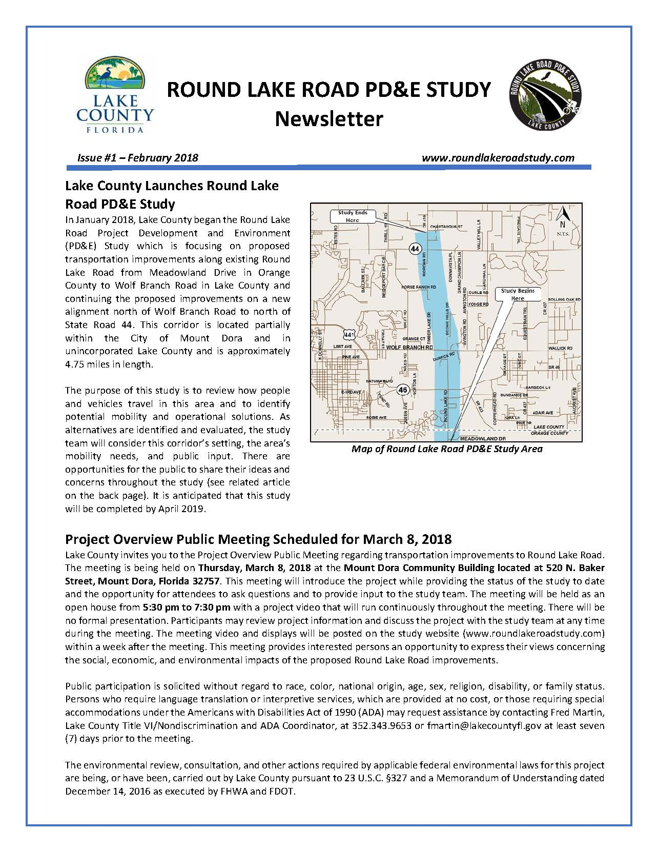 Round Lake Road Newsletter_Page_1