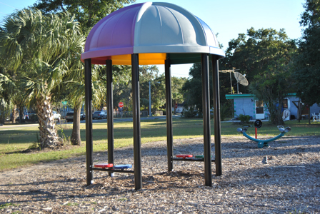 Lillie Park Shade Cover