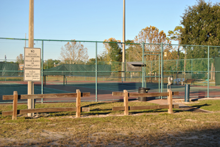 Lincoln Park 11th Avenue Tennis Courts