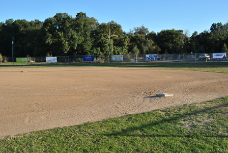 Lincoln Park Baseball Field