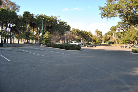 Palm Island Park Parking Lot