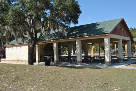 Cauley Lott Park Pavilion