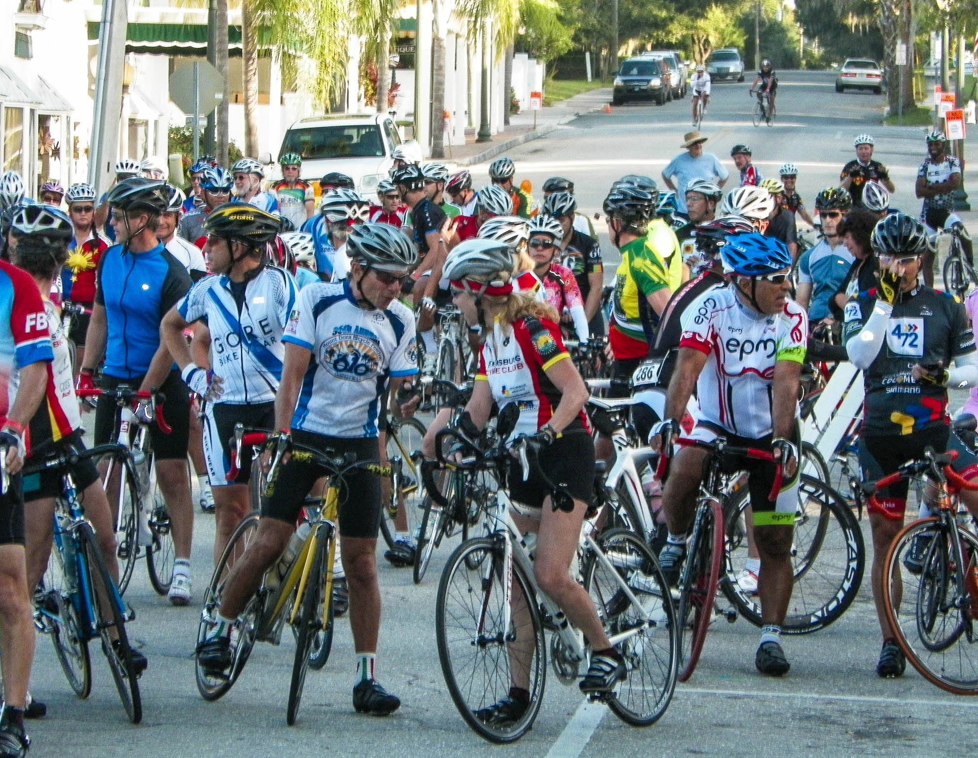 38th Annual Mount Dora Bicycle Festival