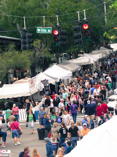 28th Annual Mount Dora Craft Fair