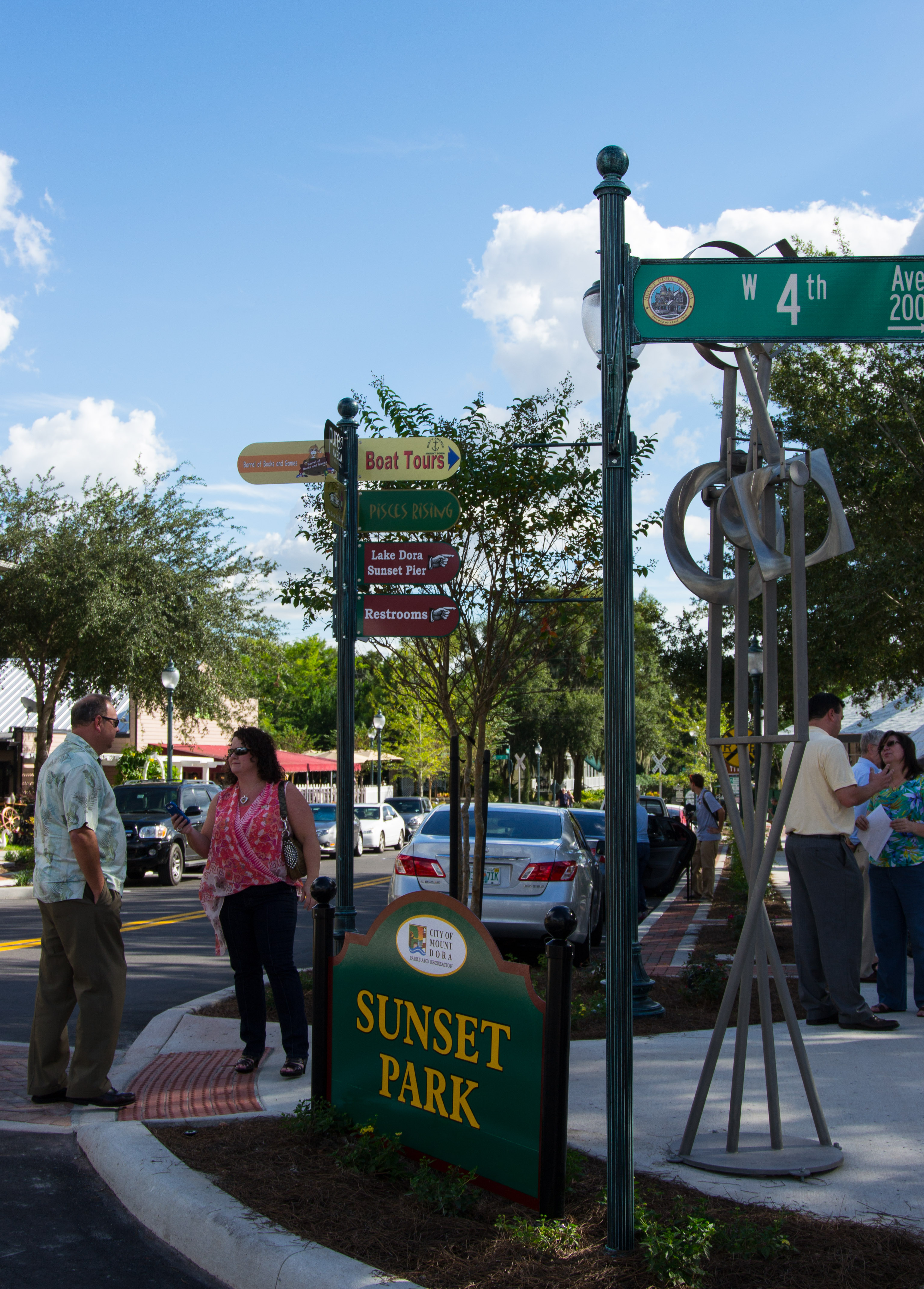 Streetscape Reopening