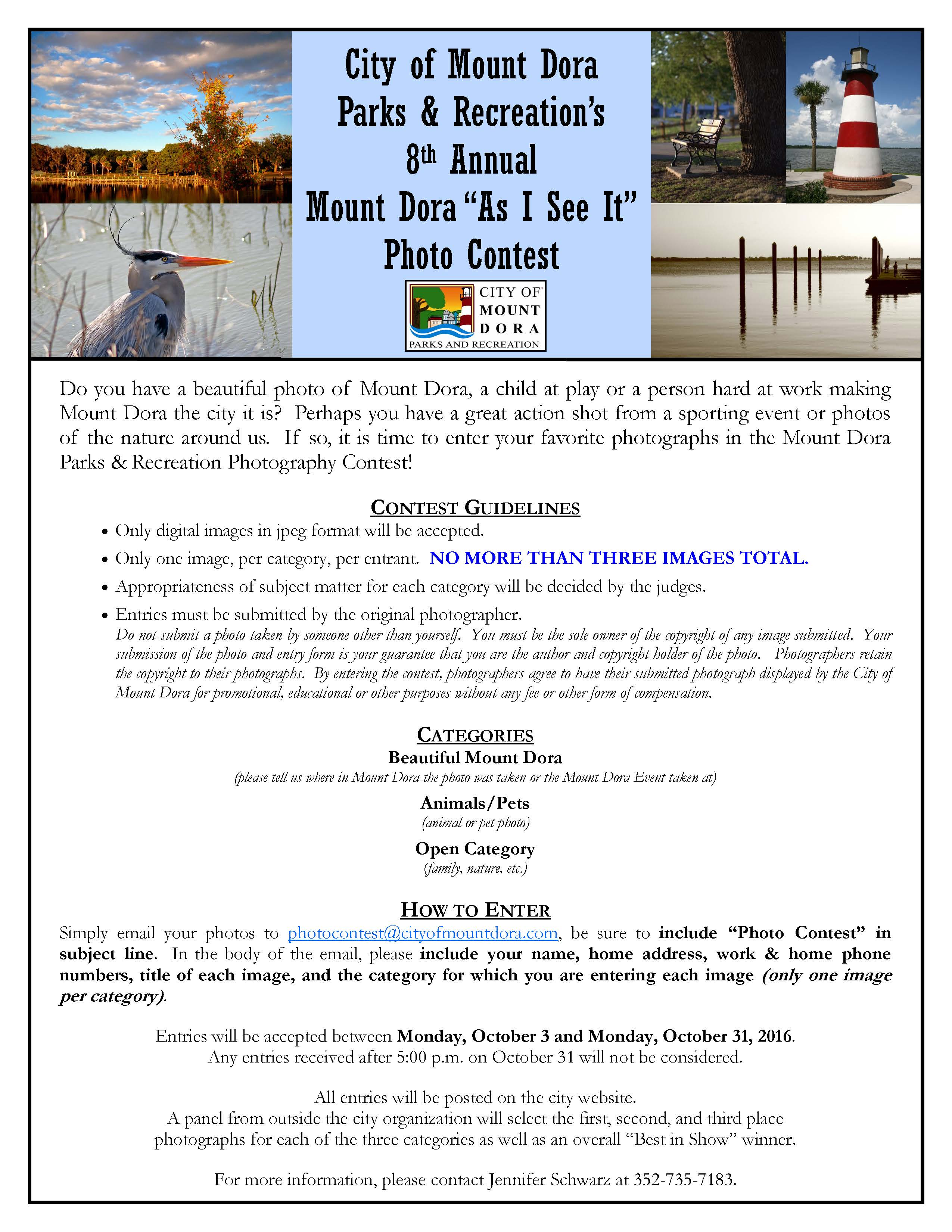 Mount Dora FL Official Website - Florida map mount dora