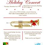 Poster Lake Concert Band Holiday Concert 2016.jpg