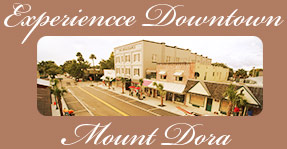 Experience Downtown Mount Dora