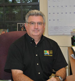 Roy Hughes, Parks and Recreation Director
