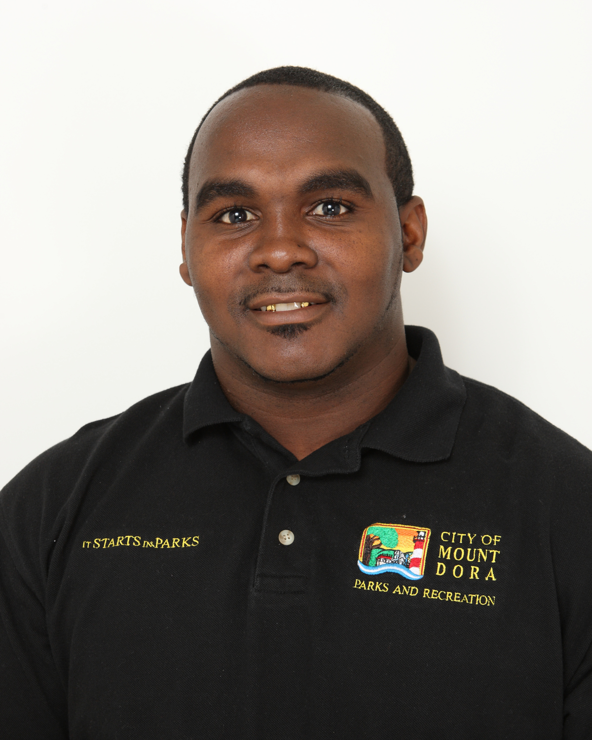 Reggie Thomas, Parks Services Supervisor